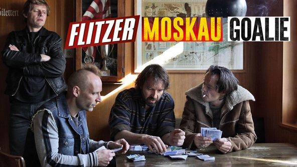 Flitzer - Moskau - Goalie: Filmkomödien made in Switzerland