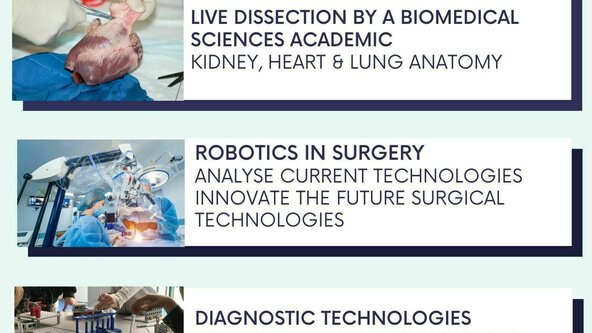 Medical Robotics Course + Krypton 6 Package - Ages 10-13