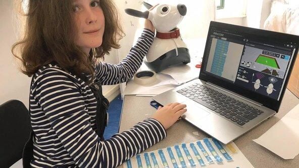 June/July MiRo Coding & Robotics Programme 13 - 16