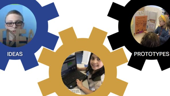 Y4-6 Dronfield Juniors Robotics, Coding & Invention Programme (Nov-Dec)