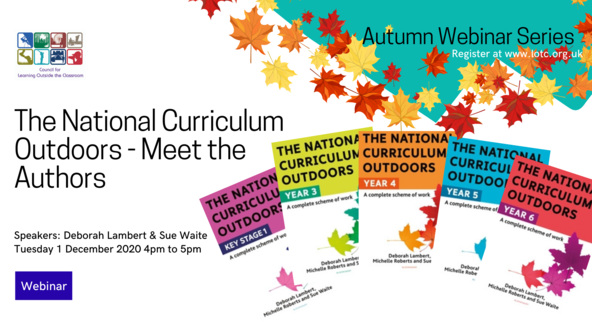 The National Curriculum Outdoors – Meet the Authors