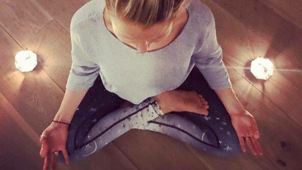 Online Slow Hatha Flow Yoga