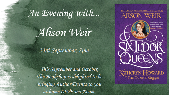 An Evening with Alison Weir