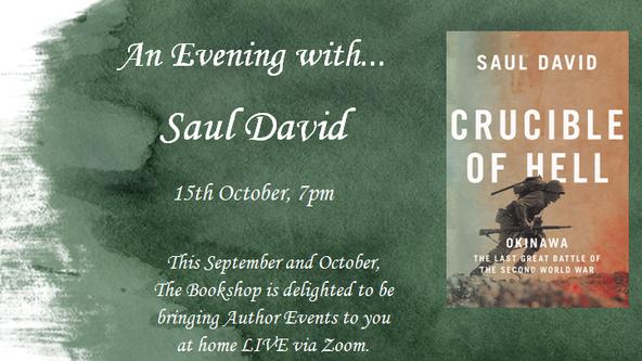An Evening with Saul David