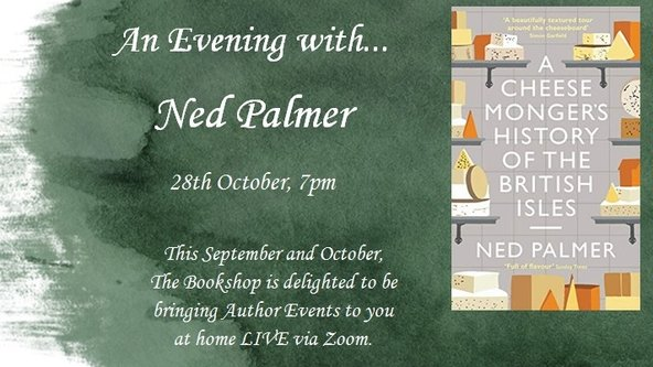 An Evening with Ned Palmer