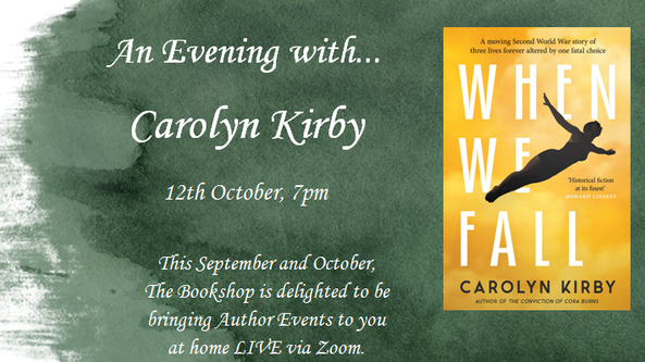 An Evening with Carolyn Kirby