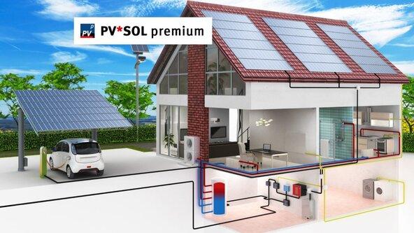 Webinar Gratuito: Diseño de sistemas FV con cargas térmicas asociadas en PV*SOL premium 2021