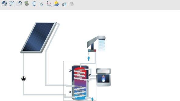 Webinar Gratuito: Diseño básico de sistemas solares térmicos con T*SOL 2018