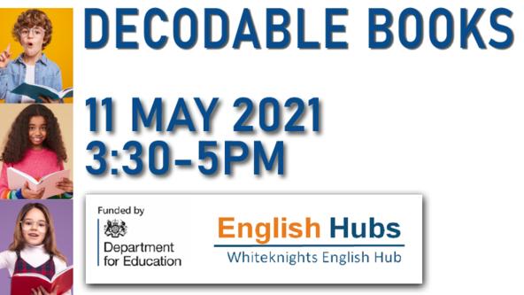 Decodable Books Webinar