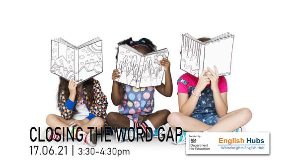 Closing the Word Gap Webinar