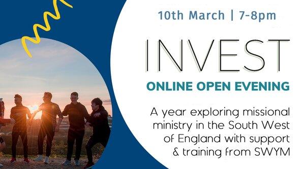 INVEST Open Evening 1