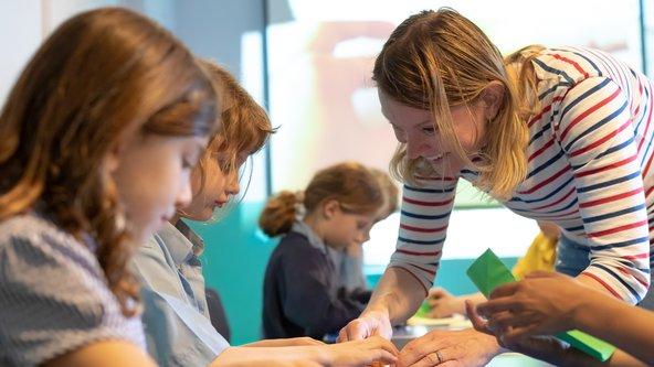 Les Petits Ateliers - Moyens (Y2 - Y4)