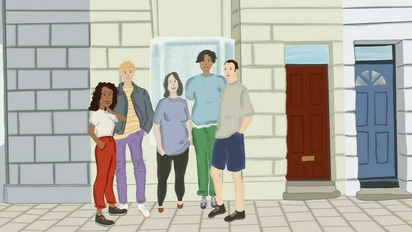 HOMES FOR ALL: HOW CHURCHES ACROSS BRISTOL CAN PROVIDE A HOME FOR VULNERABLE PEOPLE.