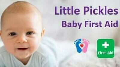 🏡 Baby First Aid - Home Session