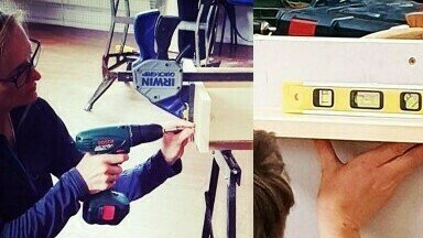 DIY Skills: Carpentry & Power Drills- Course for Women, SOUTH BRENT