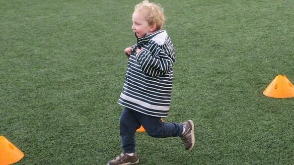 Saturday Morning Soccer School - Nursery/Reception