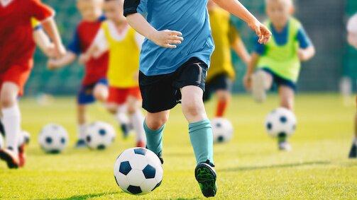 Saturday Morning Soccer School - Years 1, 2 & 3