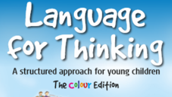 Language for Thinking for teaching assistants