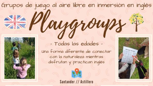 Playgroup Astillero