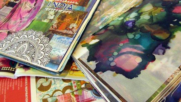 Art Journaling for Beginners -Dunedin