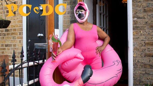 Percolate 2021: PC*DC'S Dancehall Flamingos