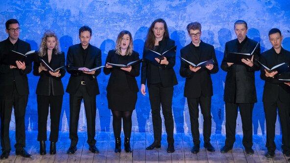 The Fourth Choir Rehearsal Sharing