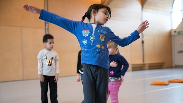 Taster Class | Infants Creative Contemporary