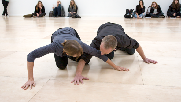 Continuing Conversations | Choreography Course with Siobhan Davies and guests.