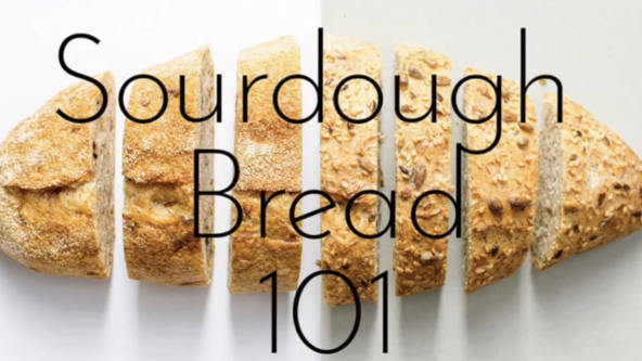 Sourdough Bread 101 - Virtual