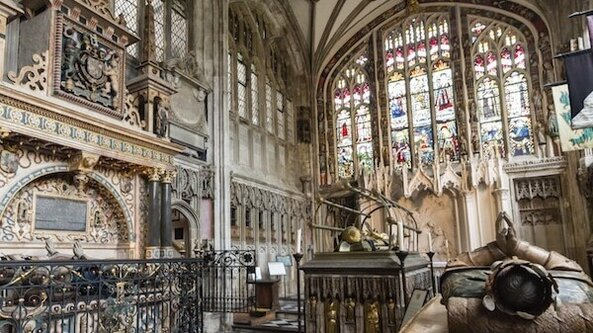 Requiem in a Day: WARWICK St Mary's