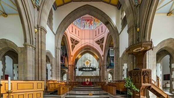 Requiem in a Day: BLACKBURN CATHEDRAL
