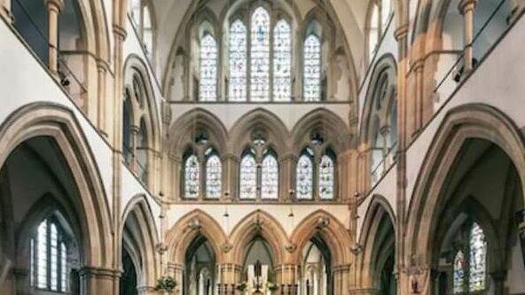 Requiem in a Day: HARROGATE, St Wilfrid's