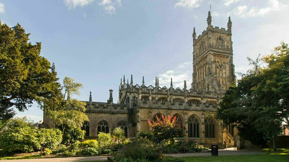 Requiem in a Day: CIRENCESTER, St John the Baptist