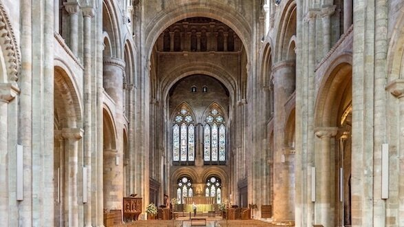Requiem in a Day: ROMSEY ABBEY
