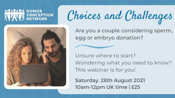 CHOICES AND CHALLENGES (aimed at heterosexual couples)