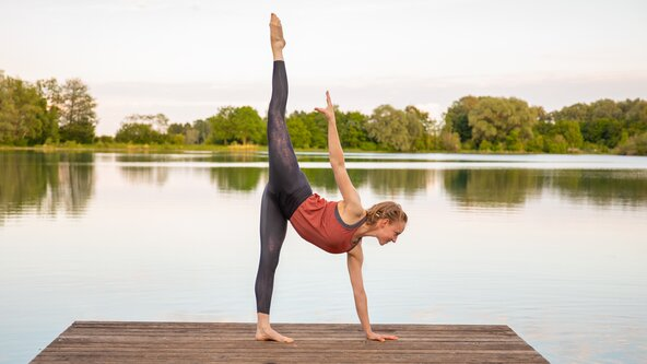Workshop ! Yoga Transitions für Geübte