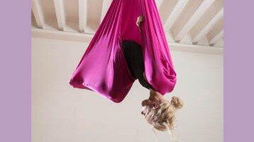 Workshop ! Aerial Yoga 💓 mit Stefanie Erb
