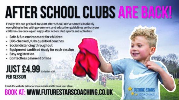 Crossways Juniors - Football for Year 4 - Term 3 & 4 2021