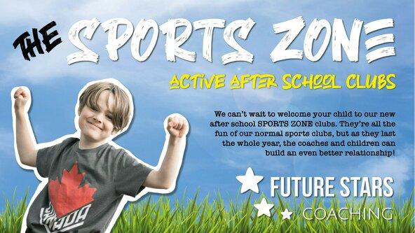 Gillingstool. Year 1 & 2 Sports Zone Club - Thursdays