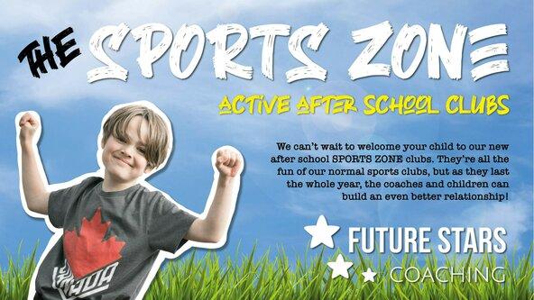 Burrington Year 1 & 2 Sports Zone Club - Fridays