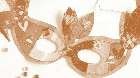 Children's Mask Making