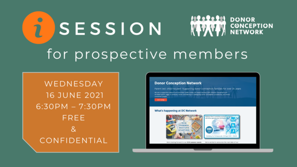 Info Session: For prospective members