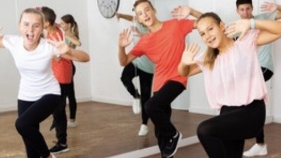 DanceFit for Kids-  Hip-hop Workout
