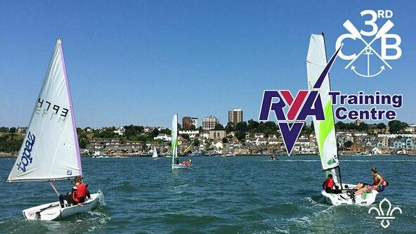 RYA Sailing Stage 2