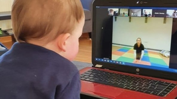 May online baby and toddler classes