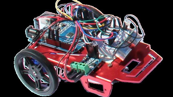 Build a Robotic Racer Car [For Grades 6-12]