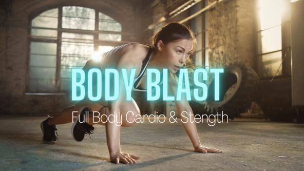 Body BLAST - Bodyweight Workout Online