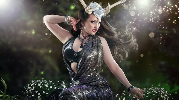 Belly Dance- Fusion Foundations course
