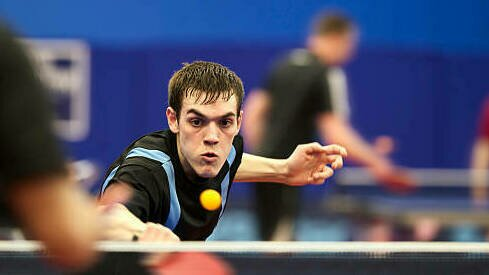 Improver and Intermediate Table Tennis Coaching (Summer Term First Half Block)