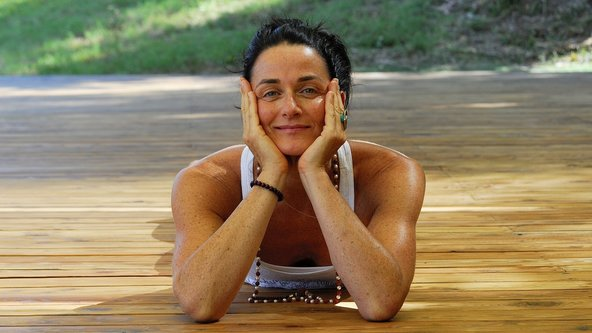 Yogaroma Online with Lara ~ Gentle Yoga Open & Meditation ~ Virtual Practice